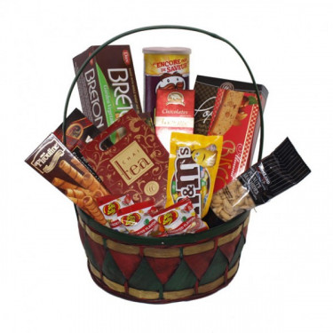 The sweet salty basket - FTD